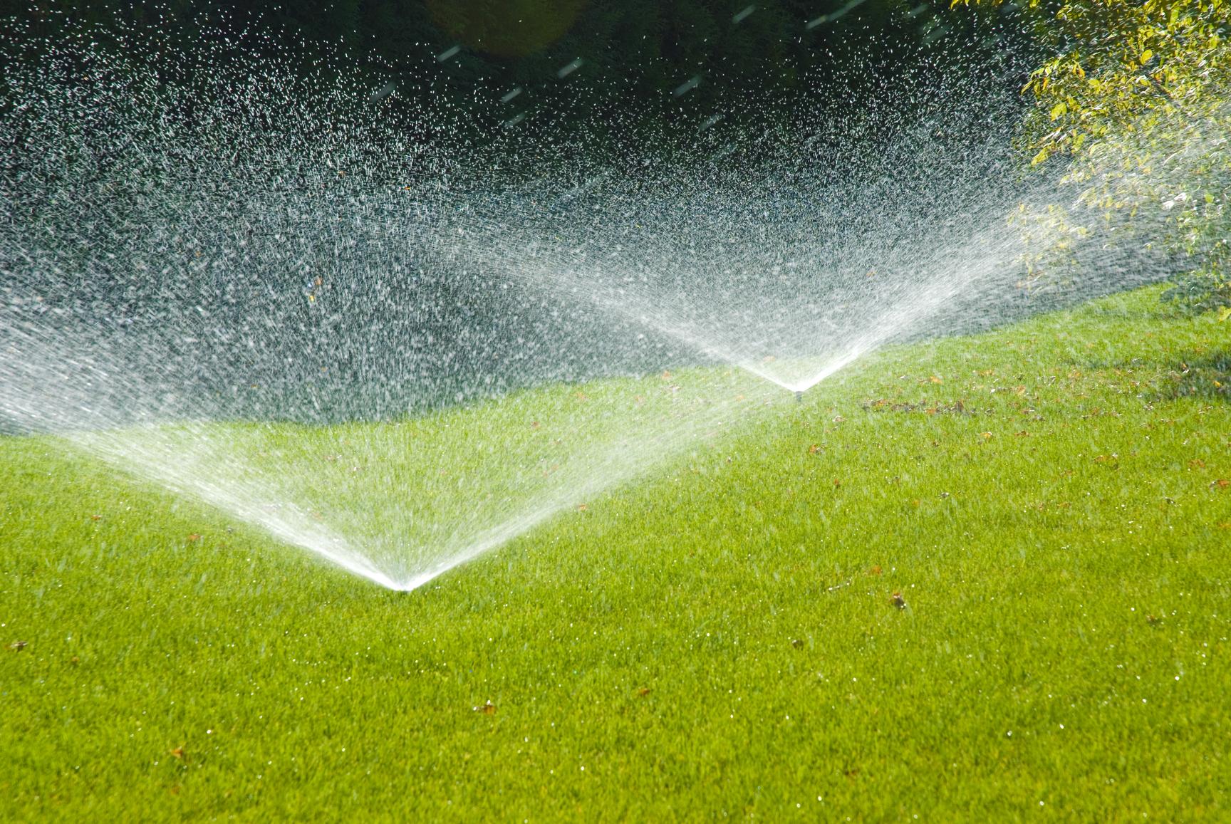 Irrigation Systems Bay Area Landscape Nursery