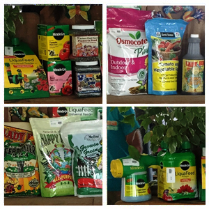Plant Food, Fertilizers